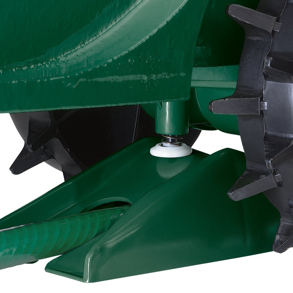 Traveling Lawn Sprinkler Tractor : Orbit traveling tractor sprinkler