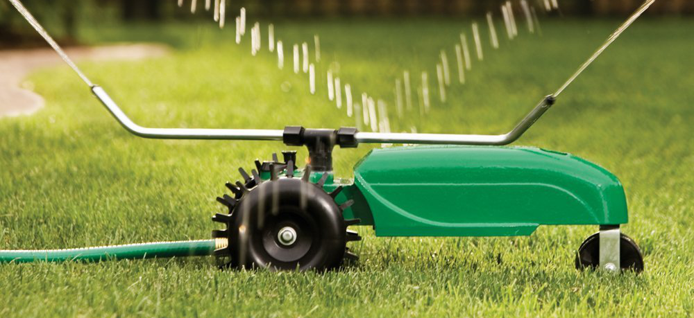 Orbit Cheap Tractor Sprinkler