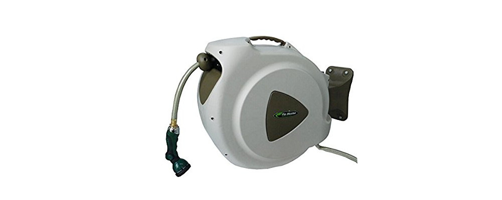 RL FLO MASTER 65HR8 Automatic Retractable Water Hose Reel