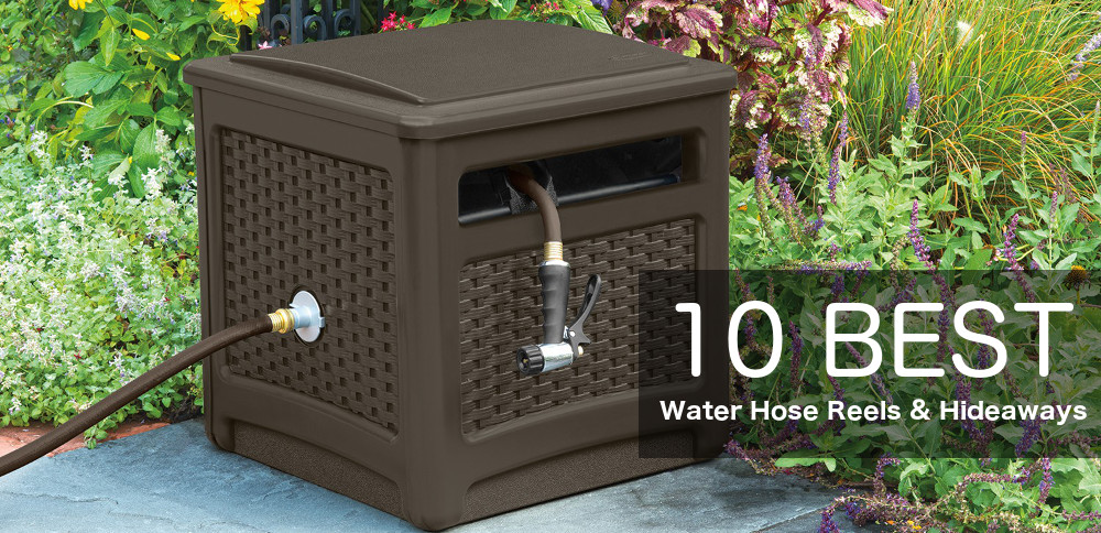 best water hose reel hideaways