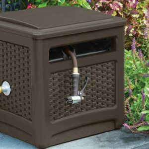 10 Best Water Hose Reel Hideaways (Automatic & Manual)