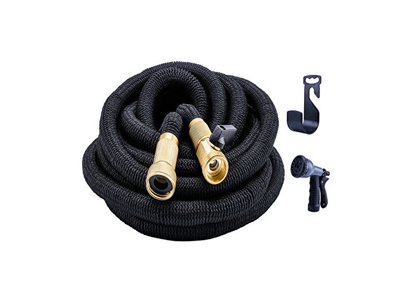 PhoebusTech 100ft Expandable Garden Hose Set