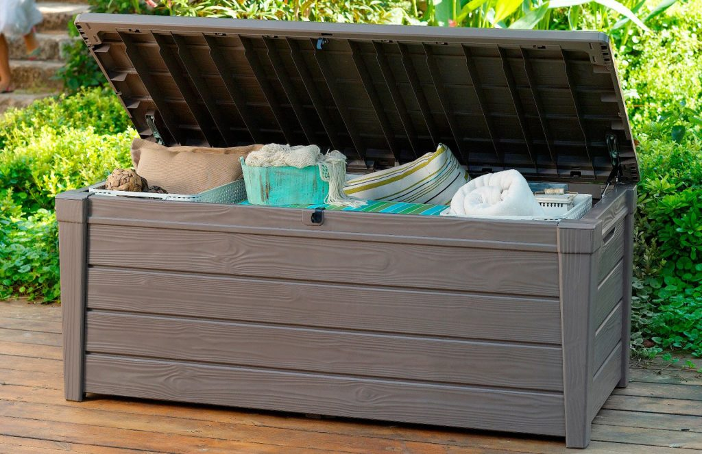 Best Outdoor Deck Storage Box Buyers Guide Tractor