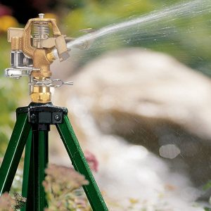 Top 5 Best Orbit Tripod Sprinklers