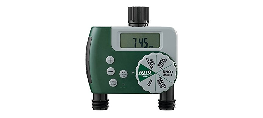 Top 5 Best Orbit Sprinkler Timers Top Rated Irrigation Timer Reviews