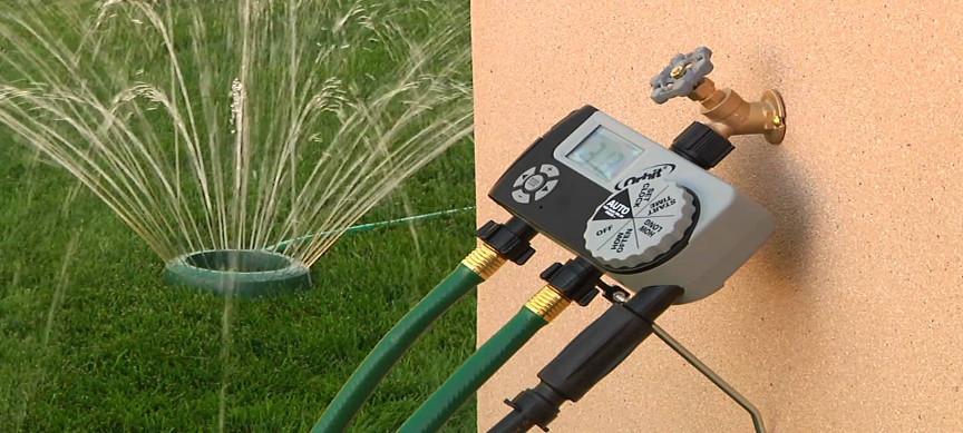 Best Orbit Sprinkler Timers