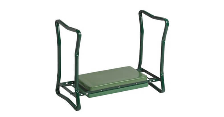 Gardeners Supply Company Extra Wide Seat Folding Garden Kneeler