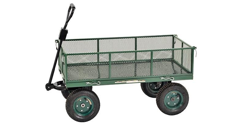 Sandusky Lee CW4824 Muscle Carts Steel Utility Garden Utility Cart