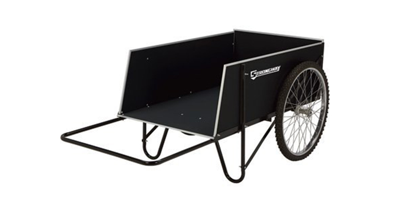 Strongway Yard Cart With Wheels