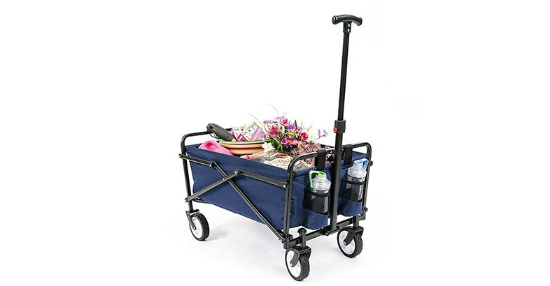 YSC Wagon Garden Folding Utility Cart