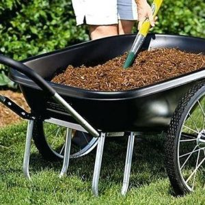 Top 10 Best Utility Garden Carts With Wheels